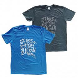 Men's t-shirt - Lost Heart