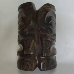 Wood carving - Tiki Man...