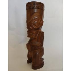 Wood carving - Tiki (Tk29-1)