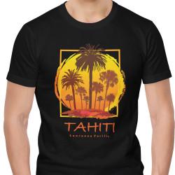 Men's t-shirt - Tahiti...