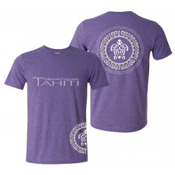Men's T-shirt - Te Honu Tahiti